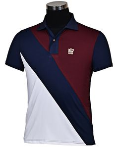 George H Morris Men's Pro Sport Short Sleeve Polo Sport Shirt Sports Polo Shirts, Polo Rugby Shirt, Polo Team, Rugby Shirts, Camisa Polo, Sport Shirt Design, Polo Shirt Style, Sport Shorts, Sport Man