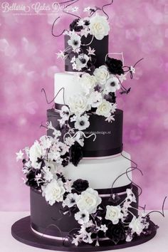 Beautiful Cake by Bellaria Cakes Design