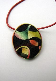 Lindly Bubbles Pendant by Ghost Shift, via Flickr