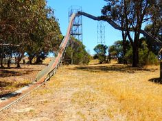Puzzle Park was a popular Adelaide amusement park based near Murray Bridge. The park opened in 1985 and operated until 2007. Since then the equipment has lain dormant