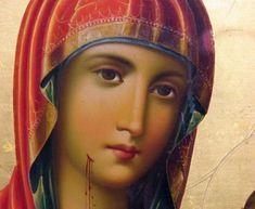 Catholic Art, Religious Art, Blessed Mother Mary, Blessed Virgin Mary, Madonna, I Love You Mother, Church Icon, Byzantine Icons, Sacred Feminine