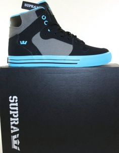 SUPRA SHOES  Delightful skate shoes