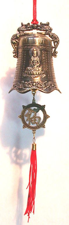 Quan Yin blessing bell, compassion and mercy