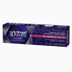 Parfum Nieuws: Crest 3D White Luxe Glamorous tandpasta