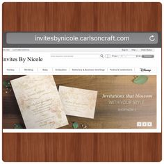 MY NEW 2016 LINE IS UP!!! Only the best at invitesbynicole.carlsoncraft.com #wedding #engagement #savethedate #baby #pregnancy #graduation #holiday #birthday Number Art, Baby Pregnancy, Wedding Engagement, Graduation, Stationery, Invitations, Birthday, Holiday, Party