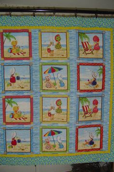 35 Best Beach Boat Nautical Water Themed Quilts Images