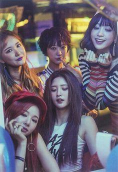 L.I.E #kpop #exid #le #solji #hyelin #junghwa #hani