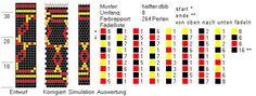 Schlauchketten häkeln - Musterbibliothek: halfter
