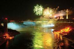 Niagara Falls Evening Light Tour from Toronto