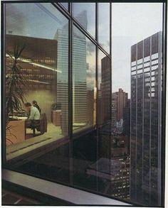 New York ,1989, Luigi Ghirri