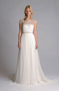 vestidos de novia boheme vintage