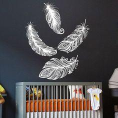 Muur sticker Vinyl Sticker Decals Art Home door TrendyWallDecals
