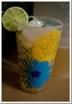 Beer margaritas. Odd combo but I want to try this summer