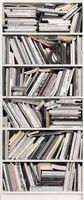Fototapety knihovna -