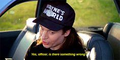 Wayne's World directed by Penelope Spheeris. Wayne's World, Youre Cute, Movies And Tv Shows, Bob, Cinema, Film, Movie, Movies