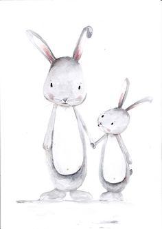 Mine små kaniner