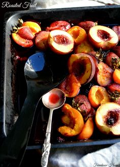 Roasted Fruit | Farm