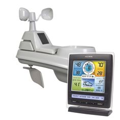 AcuRite 01512 Pro Color Weather Station with Rain, Wind, Temperature, Humidity and Weather Ticker * To view further for this item, visit the image link. (This is an affiliate link and I receive a commission for the sales)