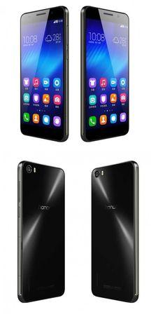 l'Huawei #Honor 6 300€ OS : Android 4.4.2 KitKat Ecran : 5 pouces IPS de résolution Full HD 1920 x 1080 pixels (445 ppi) Processeur : octa-core Kirin 920 composé de quatre 4 Cortex A-15 (1,7 à 2 Ghz) et 4 cœurs Cortex A7 (1,3 à 1,6 Ghz) GPU : Mali-628 MP4 Ram : 3 Go 16/32 Go Port microSD : Oui, jusqu'à 64 Go supplémentaires Multimedia : capteur photo Sony 13 Megapixels et caméra frontale 5 Megapixels Réseau : 4G LTE de catégorie 6 (300 Mbps) Dimensions : 139.8 x 68.8 x 6,5 mm