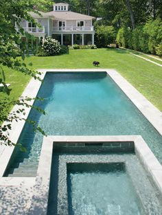 Techo bloc blu grande smooth the great outdoors for Piscina jardin 727
