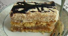 Jabłecznik z masą orzechową Tiramisu, Cooking, Ethnic Recipes, Food, Bakken, Kitchen, Essen, Meals, Tiramisu Cake
