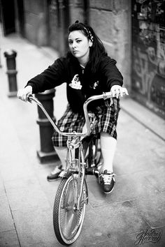 Low rider chola