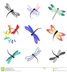 Resultado de imagen para silueta secuencia vuelo libelula