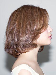 DaB | hair salon at omotesando daikanyama - STYLE 12 STYLE: BOB
