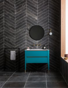 The Black Bathroom Tile Cover Up There are as many methods to tile a shower because there are types and colors of tiles. For instance, subway tiles ar. Bathroom Flooring, Bathroom Wall, Master Bathroom, Bathroom Ideas, Bathroom Storage, Bathroom Designs, Bathroom Organization, Tiled Walls In Bathroom, Organized Bathroom