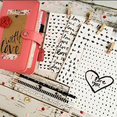 Happy valentines day my sweet planner friends! I painted some cards, just for you . I... | Use Instagram online! Websta is the Best Instagram Web Viewer!