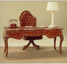 Desk italian furniture antique