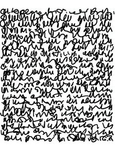 Emilio Nanni_love letter to the wind - asemic writing - Adrienne Land - Wallpapers Designs Word Art, Lettering, Typography, Grafik Art, Foto Gif, Black And White Wallpaper, Practical Jokes, Mark Making, Surface Pattern Design