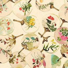 Mystery Chinoiserie Fabric Revealed - Chinoiserie Chic