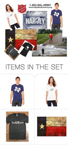 """Prayers and Help for Hurricane Harvey Victims"" by scolab ❤ liked on Polyvore featuring art"