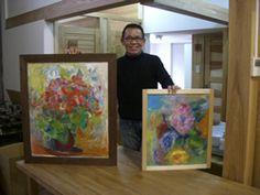 2008年12月21日 みんなの作品【額・鏡・壁飾り】 大阪の木工教室arbre(アルブル)