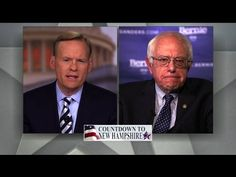"Bernie Sanders on Hillary Clinton's Wall Street ties: ""It's a fact"" - YouTube"
