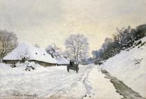 SnowPainting_Monet.jpg - Dea/A. Dagli Orti/De Agostino Picture Library/Getty Images