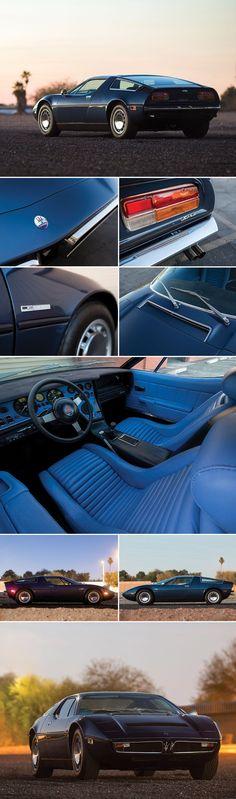 1975 Maserati Bora 4.9