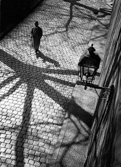 Paul Wolff 1933. (aerial perspective - looking down from above)