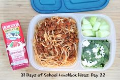 31 Days of School Lunchbox Ideas - Day 22 | 5DollarDinners.com