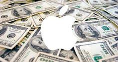 170 Billones de Dólares en las Cuentas de Apple en 2013