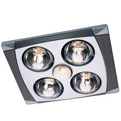 Bathroom Heater Fan Combo. Bathroom Lightheat Lampfan Combo