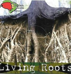 Da'Gullah Rootz  Living  Roots Live Cd Cover.