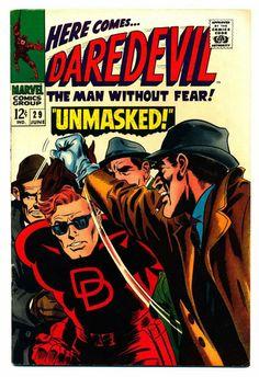 Silver Daredevil