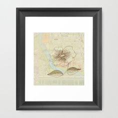 Lincoln Park Bloom print by Catherine Holcombe