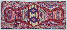 Sindi's Hooked Rug, Guatemala - Cultural Cloth Store
