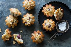 ... ~FINANCIERS on Pinterest | Financier, Raspberries and Pistachios