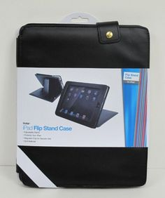Vivitar Flip Stand Case For Apple iPad Wifi / 3G Model 16GB, 32GB, 64GB by Vivitar. $14.99. Store, protect, and carry the Apple iPad with this Vivitar Flip Stand iPad Case. This is the best carrying solution as it provides optimal utility and style. Slide your iPad easily into the framed carrying slot for form fitting protection. You can still access all of the iPad's features even while it's still installed in this case, including charging! The case will also...