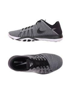 NIKE Women's Low-tops & sneakers Grey 9 US