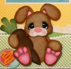 ELITE4U Pmby Julie Child Tear Bear Premade Scrapbook Pages 4 Album Paper Piecing   eBay